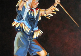 Spear Dancer